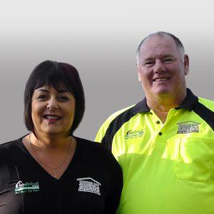 Scott and Sue